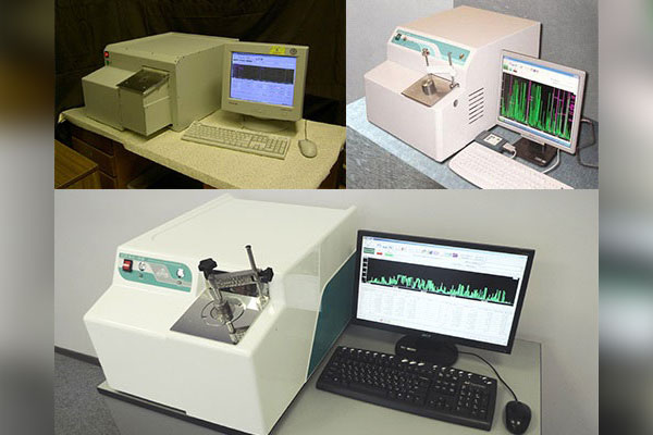 Evolution of spectrometer SPAS-02