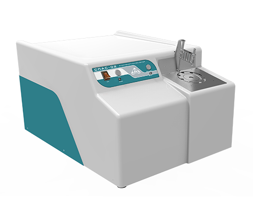 Optical emission spectrometer SPAS-02