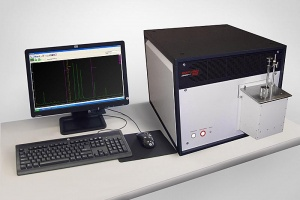 Photo of spectrometer-twin of SPAS-02